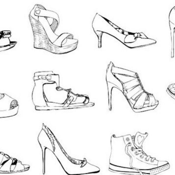 مدلگیر کفش